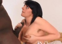 Nude gets stretched by BBC