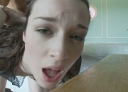 Beautiful Teen Girl Stoya Fucked Properly in the Kitchen
