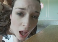 Beautiful Teen Girl Stoya Fucked Properly in the Kitchen