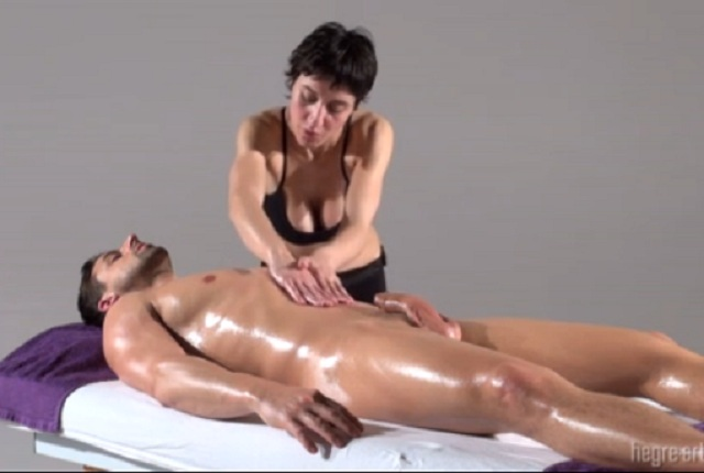 This Is the Perfect Massage That You Need to Try