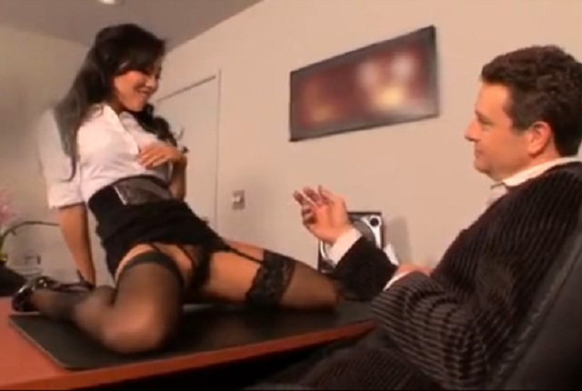 Secretaries From Being Destroyed of Dick at Work