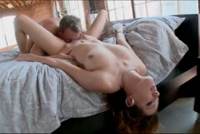 Busty Victoria Rae Black and Tearing Her Hot Pussy