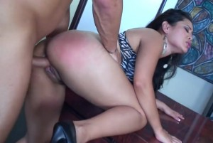 Busty Asian Secretary Jessica Bangkok Gets Rough Fuck From Her Boss