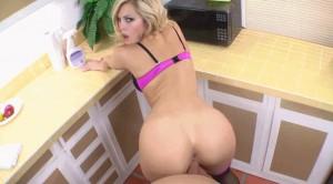 Big Ass Blonde Alexis Texas Amazing POV Fuck