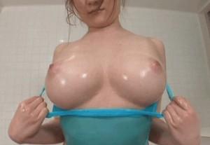 Big Asian Tits Wet With Cowed Nipples Momoka Nishina