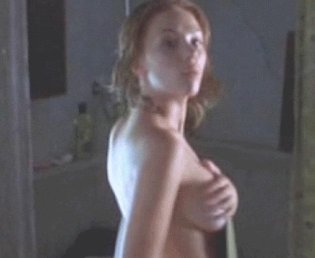 Scarlette Johansson's Tits