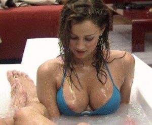 Krystal Forscutt Big Brother Nipple Slip