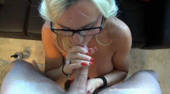 Mature Wifey Facialized