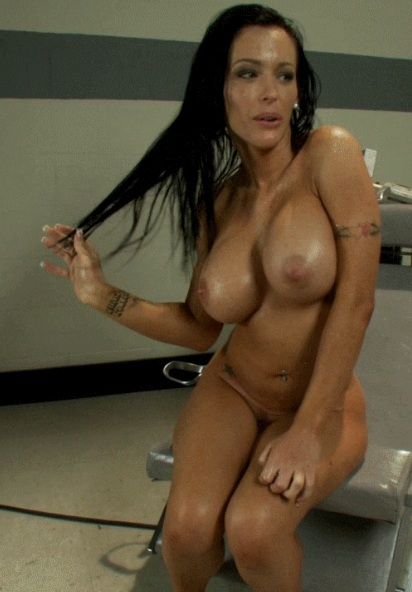 Jenna Presley Fucked by Fuck Machine