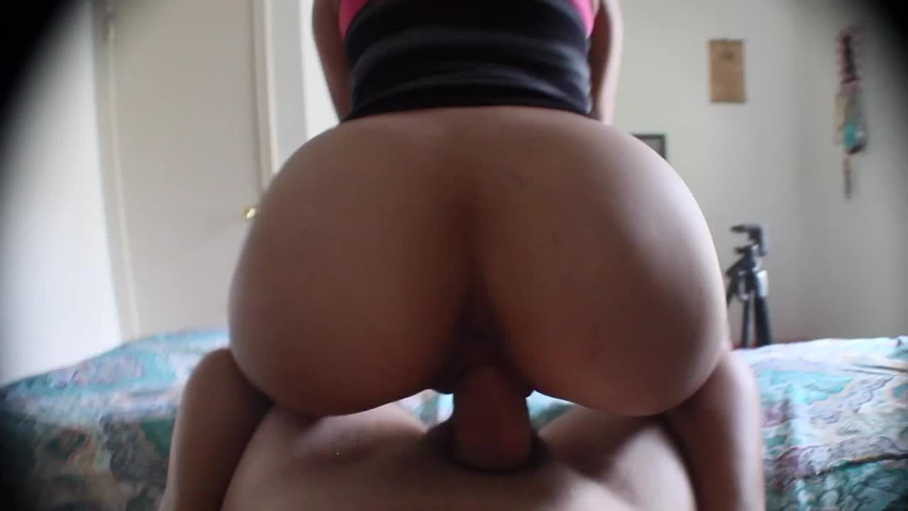 Latina Teen Fucked After the Gym