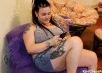 Mind Control Blowjob W BBW Pierced Tattooed Slut