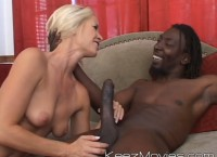 Big black dick for sexy Pink Kitty mom