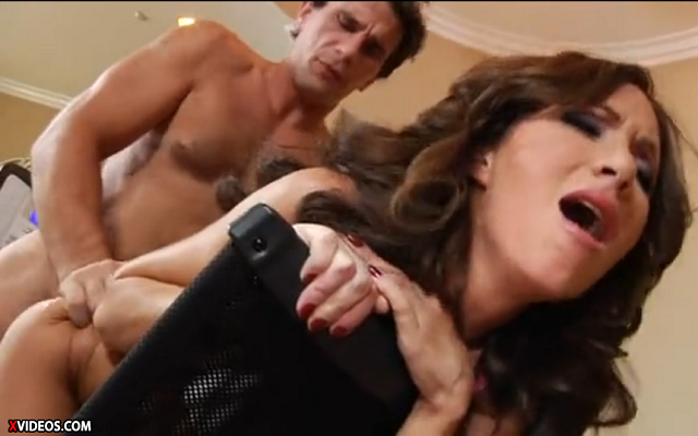Hillary Scott anal sex with her fitness instructor