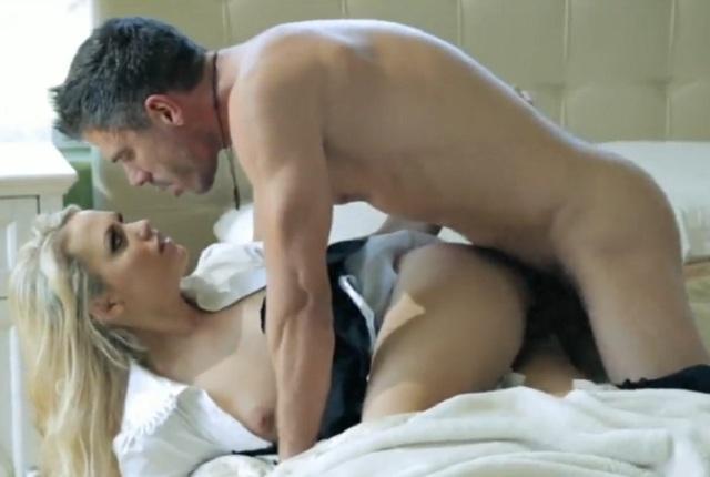 Beautiful hotel service Mia Malkova gets a hard fuck by hotel guest