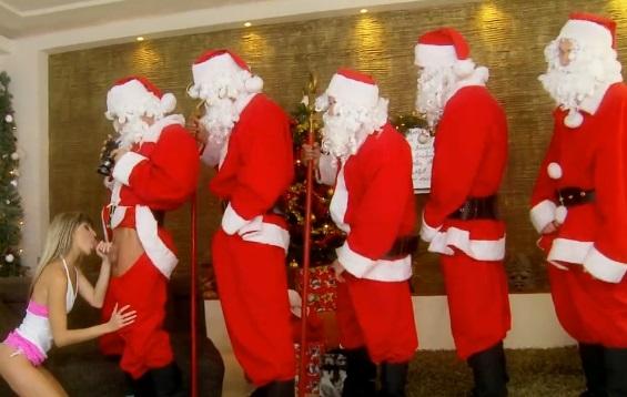 Christmas wish came true for teen girl Doris Ivy gangbang