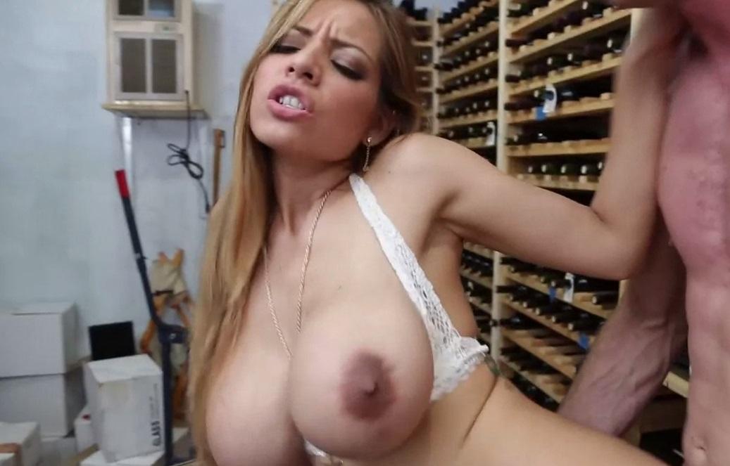 Yurizan Beltran sex with Jordan Ash