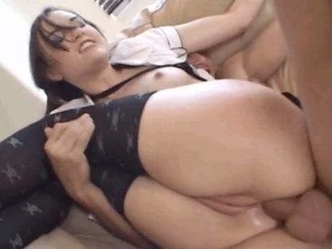 Sasha Grey hardcore anal fuck