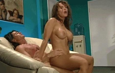 Lisa Ann doggystyle and cockriding