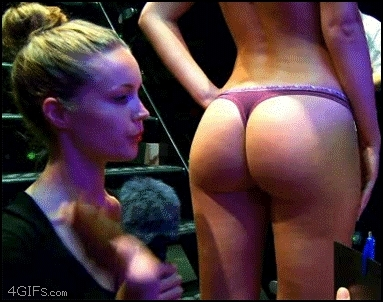 Best ass of Holland competition