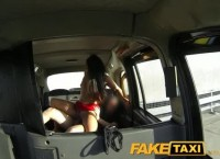 FakeTaxi Hot brunette needs a good hard fucking