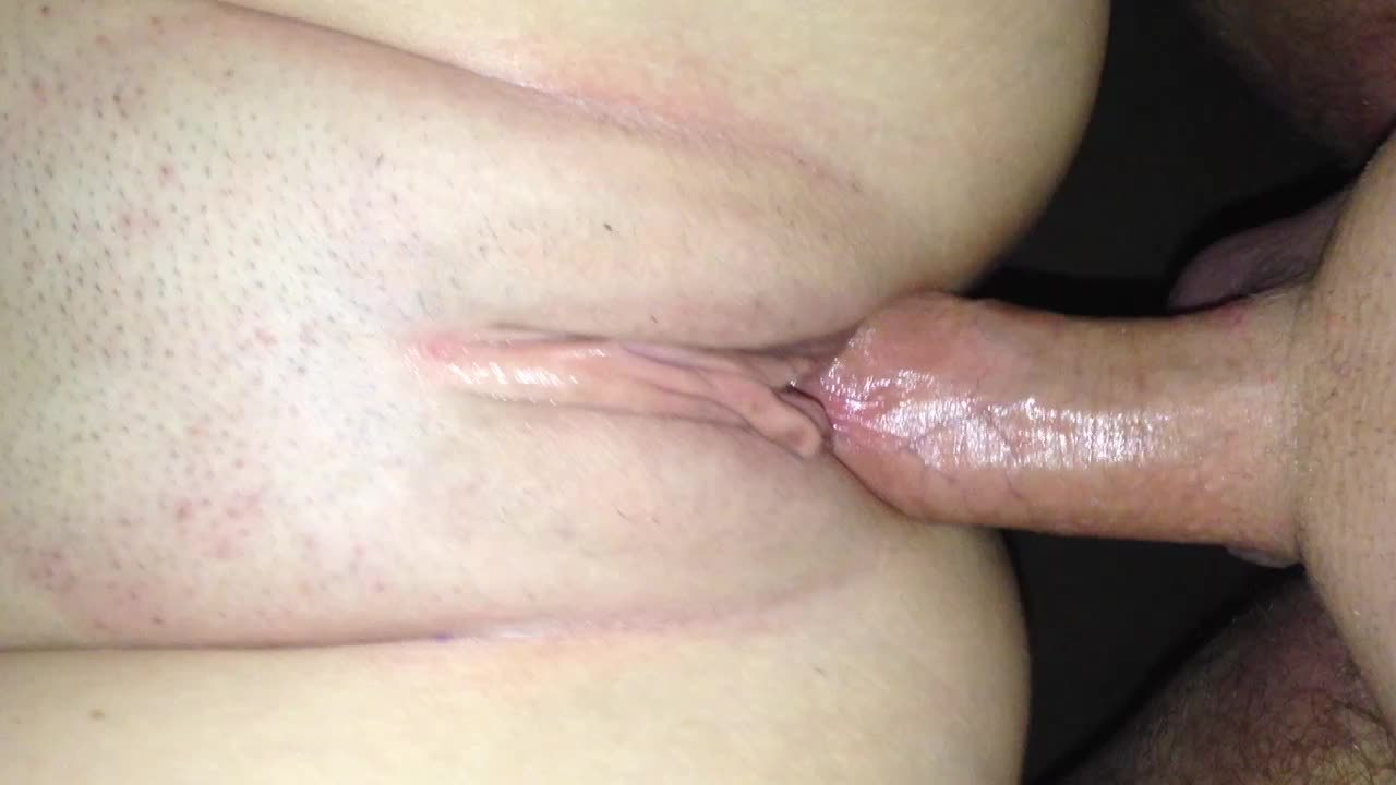 I creampie my wife