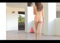 Jayden ftv girl exhibitionist walk and masturbate